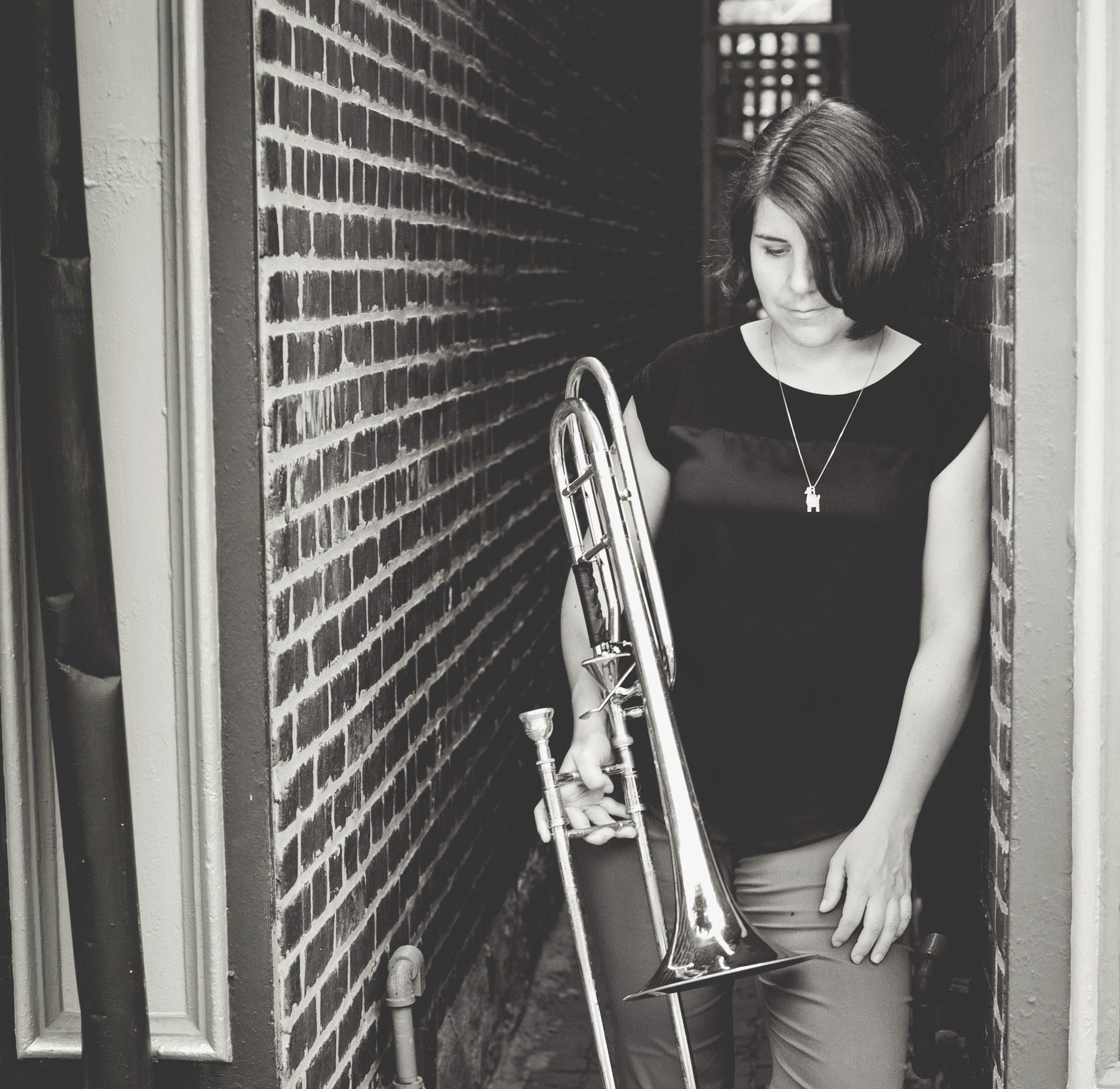 Lauren Husting, trombone